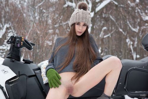 Leona Mia - SNOWMOBILE 16