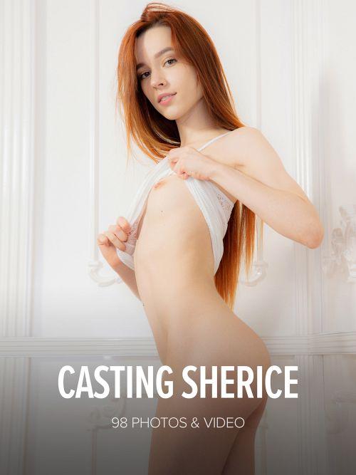 Sherice - CASTING SHERICE