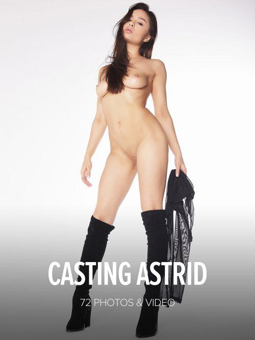 Astrid - CASTING ASTRID