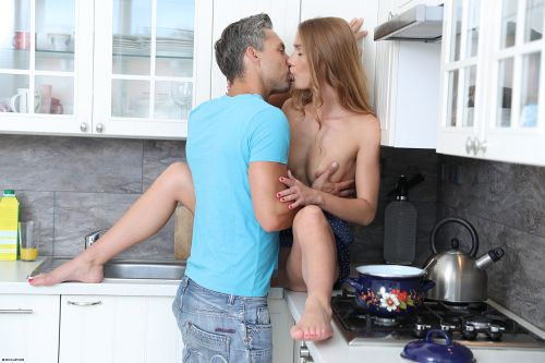 Carrie - HOT SEX IN MY KITCHEN 06