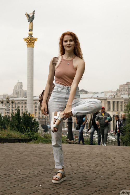 Heidi Romanova - SHOWS ME THE MAIDAN 10