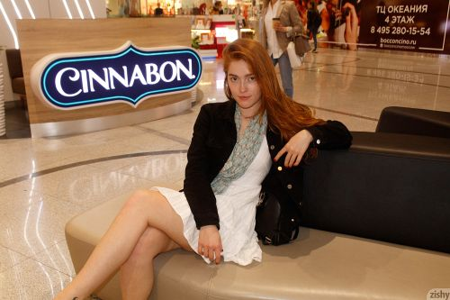 Jia Lissa - THE RUSSIAN CINNABON