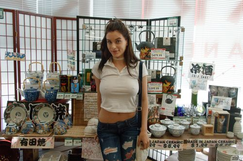 Lana Rhoades - GETS PARTY FAVORS 15