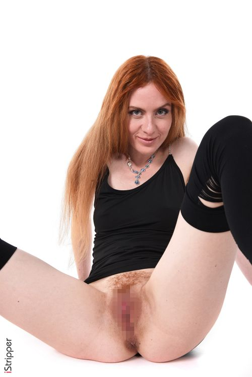 Eva Ginger - NOT MUCH SHY