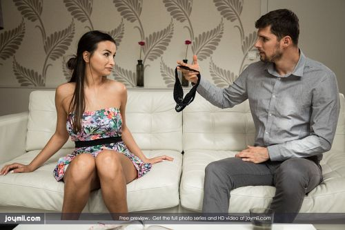 Alyssia Kent - THE HORNY BABYSITTER 03
