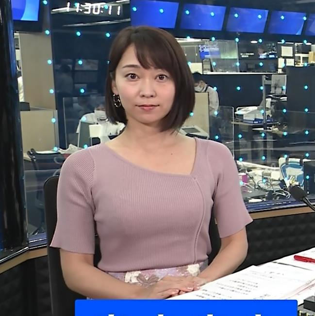 出水麻衣アナ おっぱい、エロいキャプ・エロ画像2