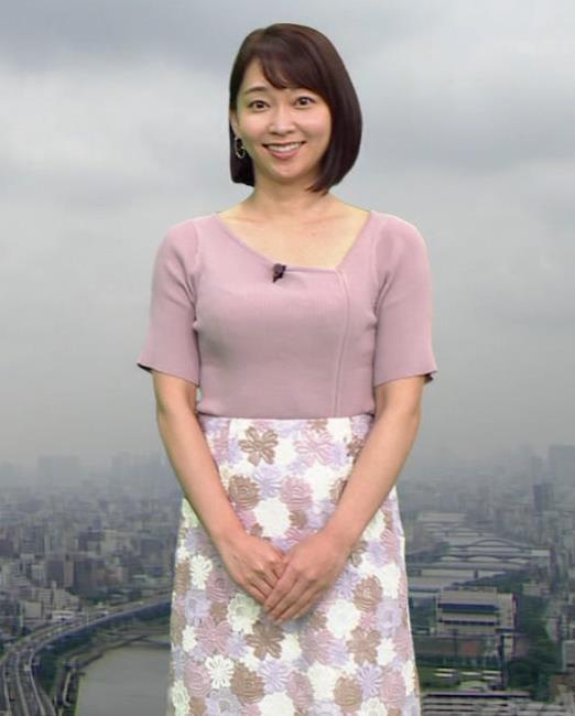 出水麻衣アナ おっぱい、エロいキャプ・エロ画像5