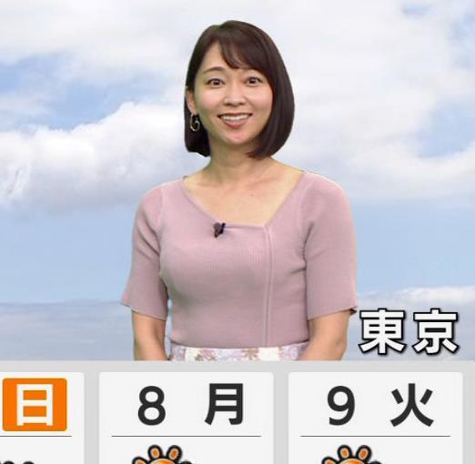 出水麻衣アナ おっぱい、エロいキャプ・エロ画像7