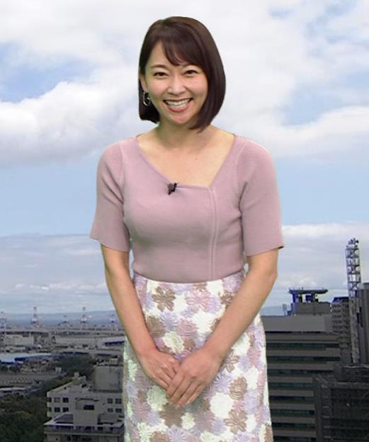 出水麻衣アナ おっぱい、エロいキャプ・エロ画像8