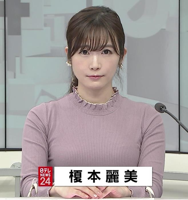 榎本麗美アナ 37歳とは思えないカワイイ女子アナキャプ・エロ画像
