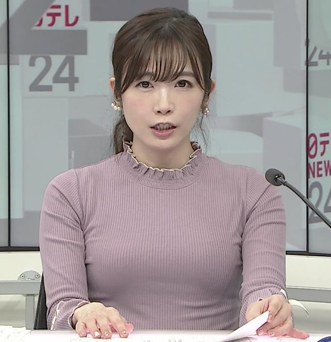 榎本麗美アナ 37歳とは思えないカワイイ女子アナキャプ・エロ画像2