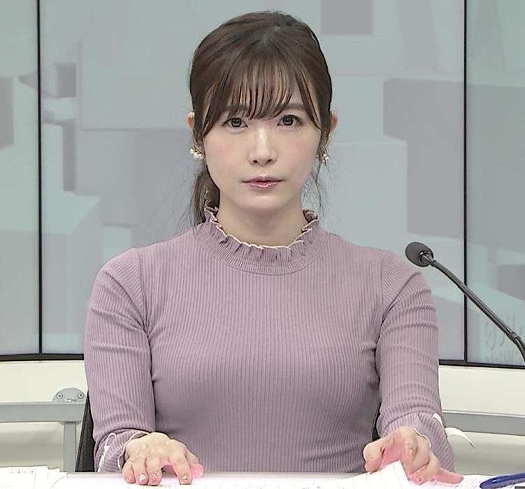 榎本麗美アナ 37歳とは思えないカワイイ女子アナキャプ・エロ画像3