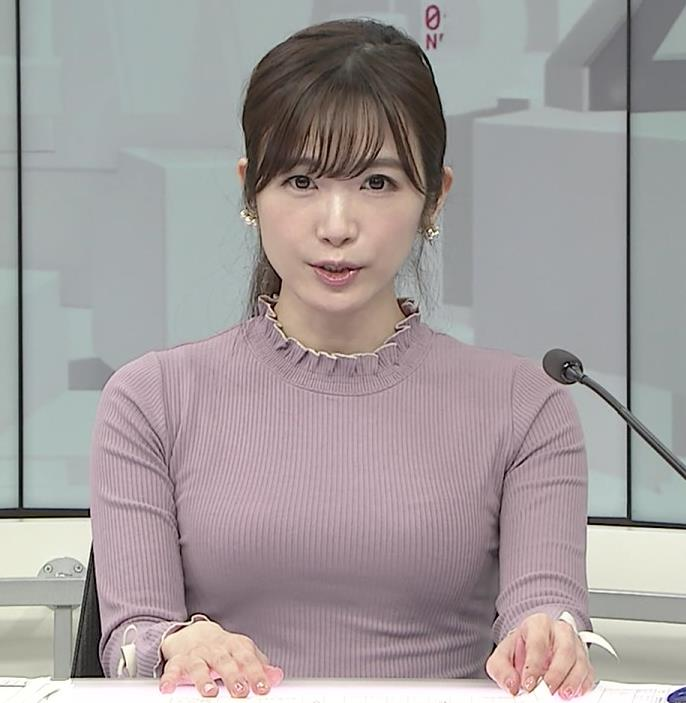 榎本麗美アナ 37歳とは思えないカワイイ女子アナキャプ・エロ画像4