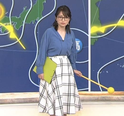 福岡良子 巨乳気象予報士キャプ・エロ画像3