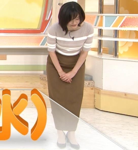 久冨慶子アナ カワイイ笑顔キャプ・エロ画像2