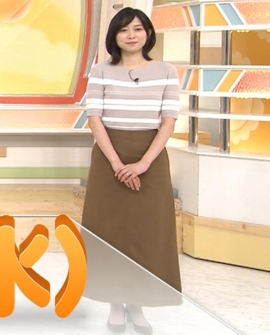 久冨慶子アナ カワイイ笑顔キャプ・エロ画像3