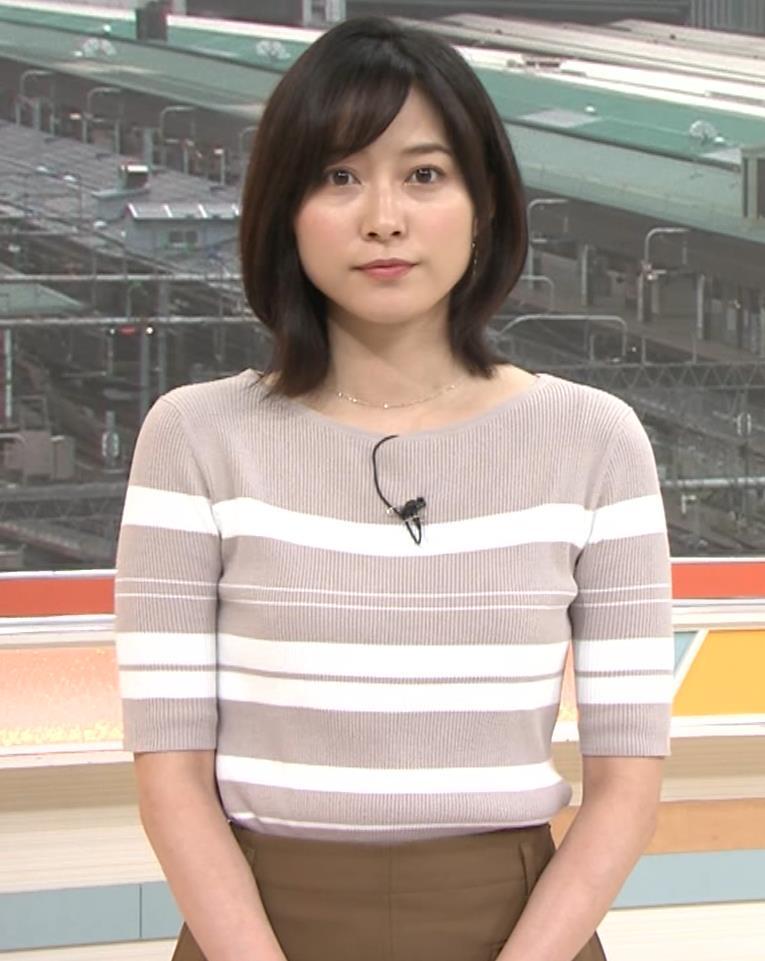 久冨慶子アナ カワイイ笑顔キャプ・エロ画像4