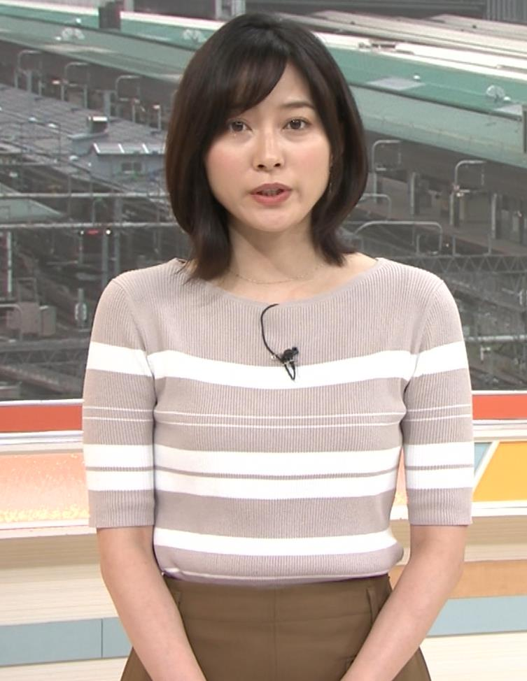 久冨慶子アナ カワイイ笑顔キャプ・エロ画像5