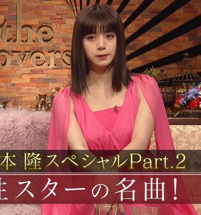池田エライザ ピンクの●●●キャプ・エロ画像2