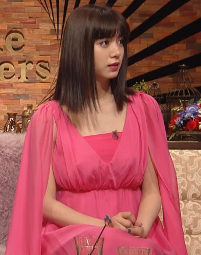 池田エライザ ピンクの●●●キャプ・エロ画像5
