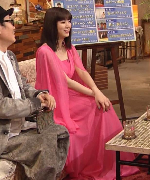 池田エライザ ピンクの●●●キャプ・エロ画像6
