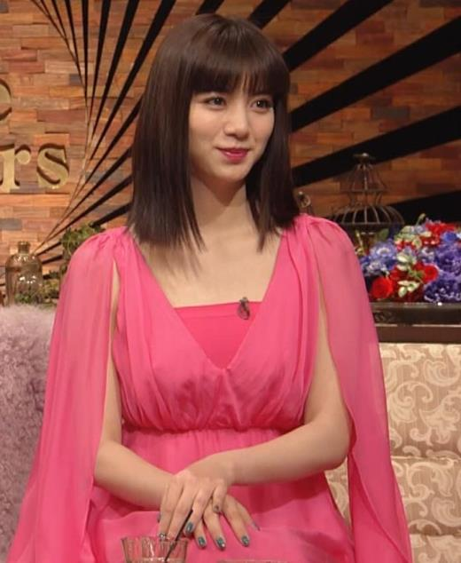 池田エライザ ピンクの●●●キャプ画像(エロ・アイコラ画像)