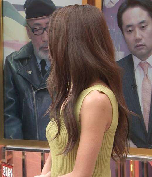池田美優 エロい体のラインキャプ・エロ画像6