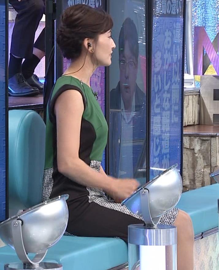 金子恵美 服の縫い目が乳首ポッチに見えるキャプ・エロ画像7