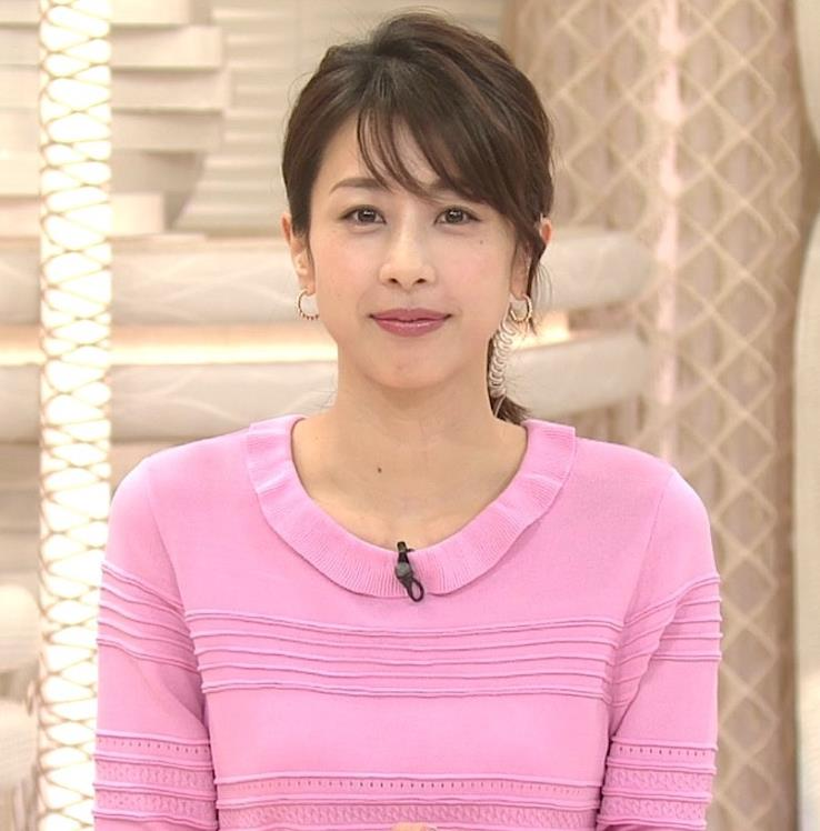加藤綾子  「Live News it!」 キャプ・エロ画像3