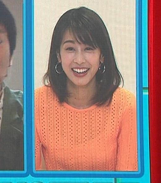 加藤綾子 インナー透けキャプ・エロ画像3