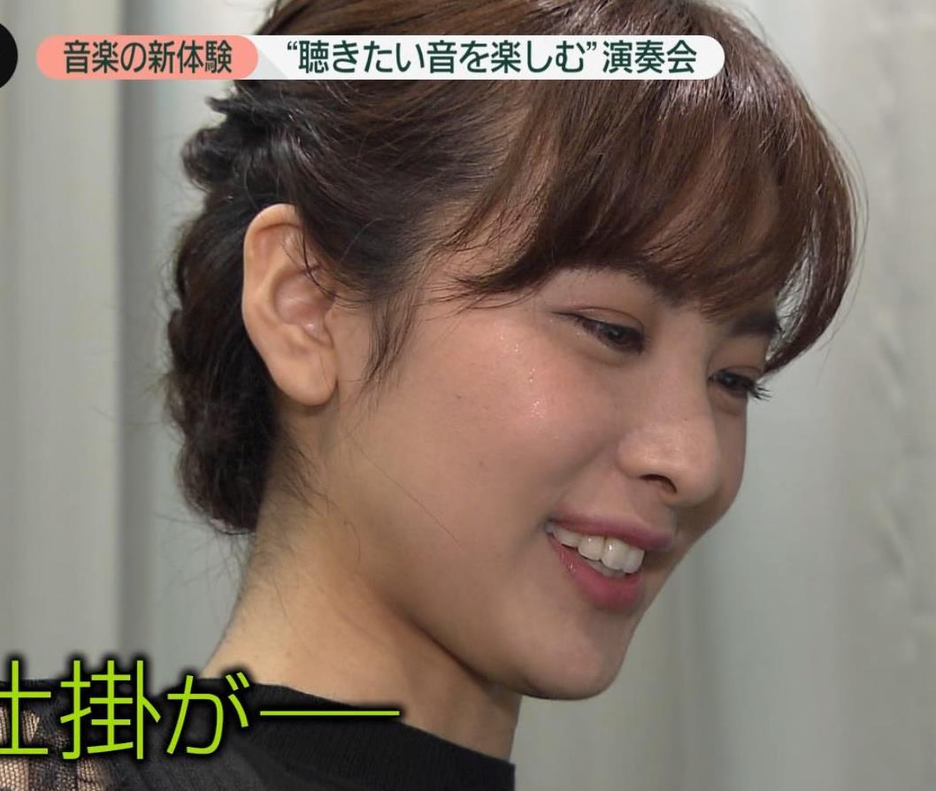 河出奈都美 かわいい女子アナキャプ・エロ画像3