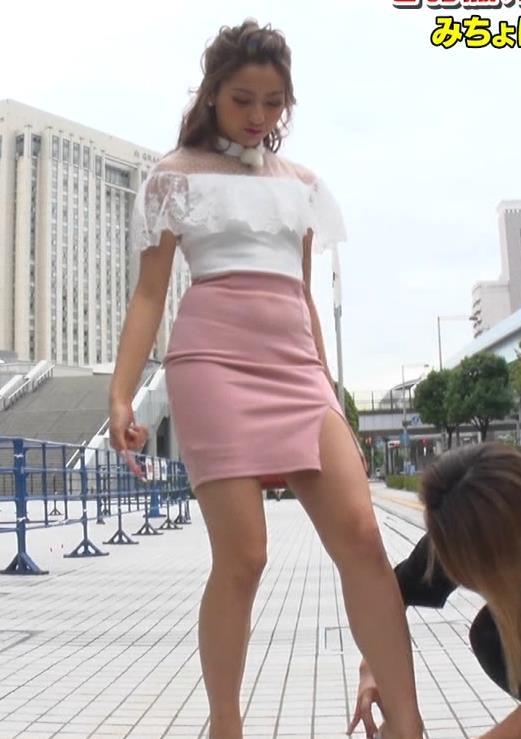 ゆきぽよ エロいミニスカートキャプ・エロ画像2