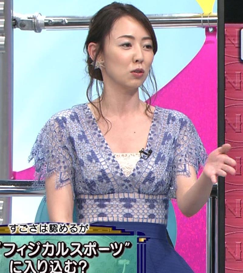 丸田佳奈 美人女医の大胆胸元キャプ・エロ画像2