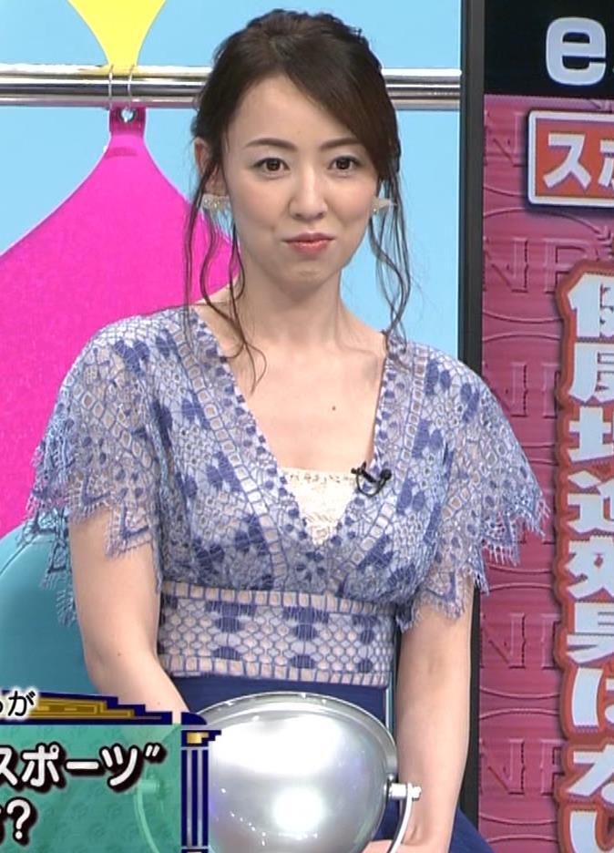 丸田佳奈 美人女医の大胆胸元キャプ・エロ画像3