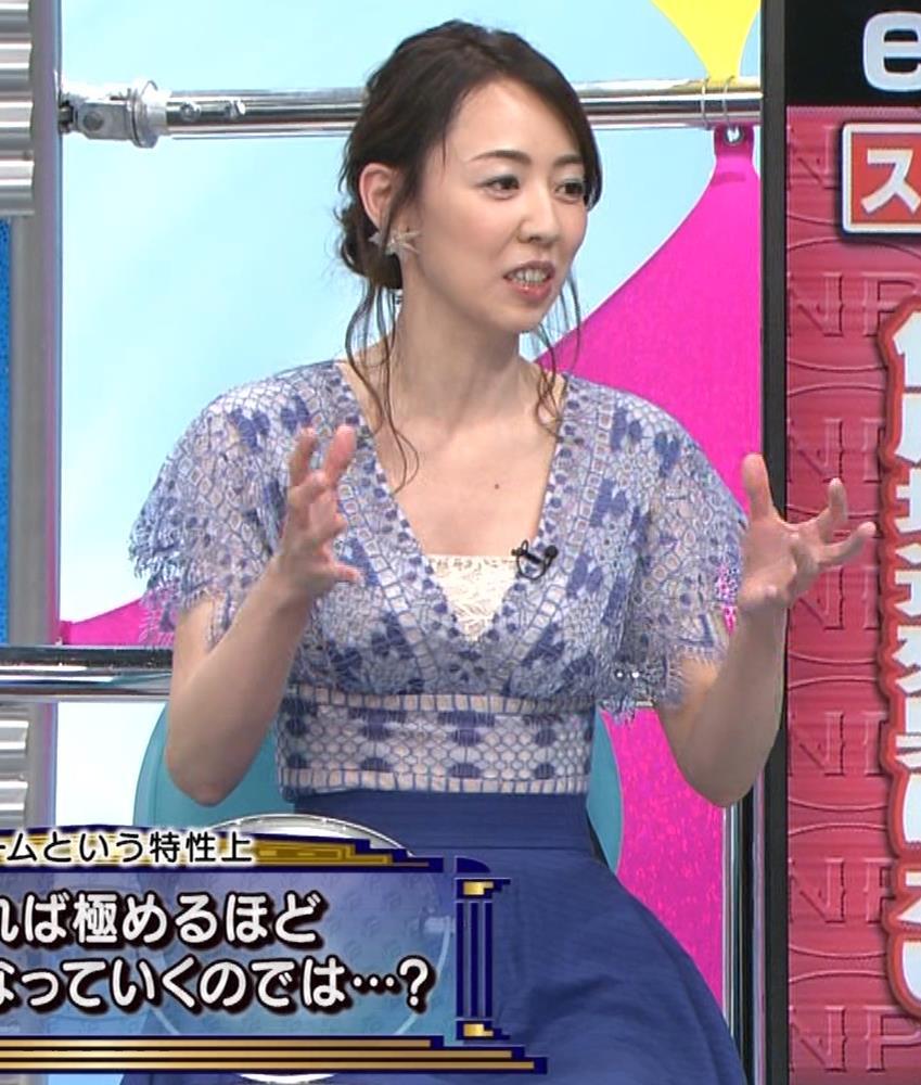 丸田佳奈 美人女医の大胆胸元キャプ・エロ画像6