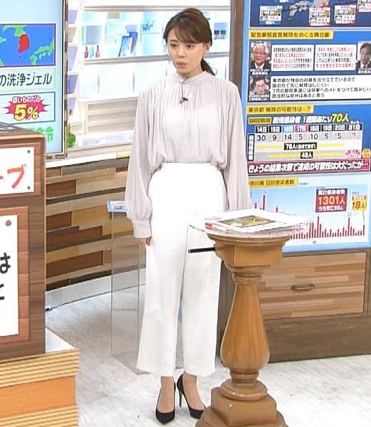 宮澤智アナ 直撃LIVE グッディ!キャプ・エロ画像2