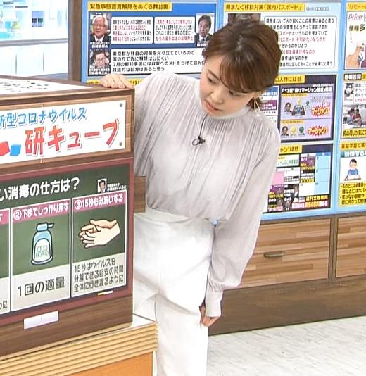 宮澤智アナ 直撃LIVE グッディ!キャプ・エロ画像4