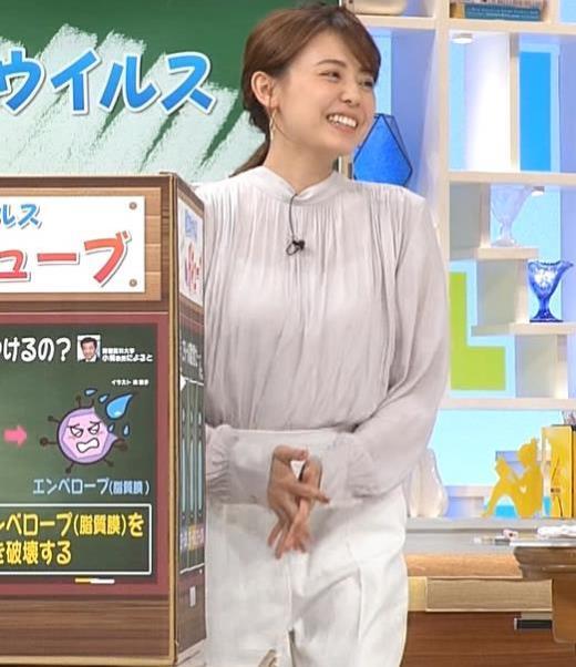 宮澤智アナ 直撃LIVE グッディ!キャプ画像(エロ・アイコラ画像)