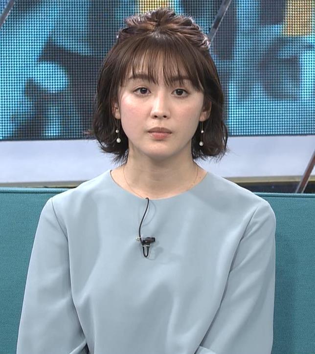 宮司愛美アナ ニット横乳★キャプ・エロ画像8