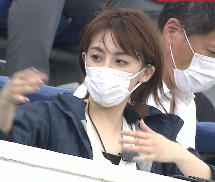 宮司愛海アナ ちっぱいエロキャプ・エロ画像3