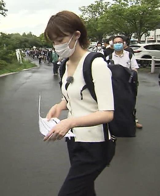 宮司愛海アナ ちっぱいエロキャプ・エロ画像6