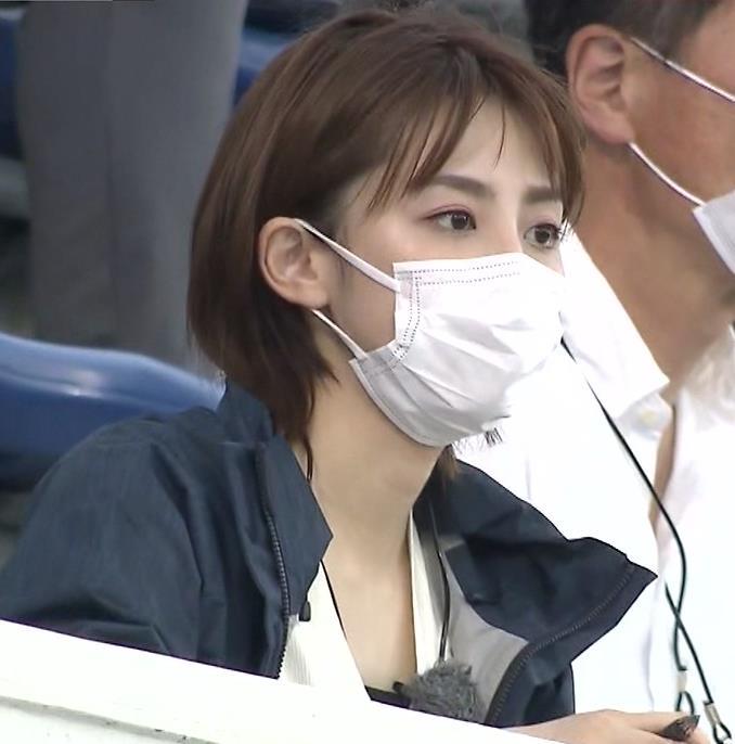 宮司愛海アナ ちっぱいエロキャプ・エロ画像7