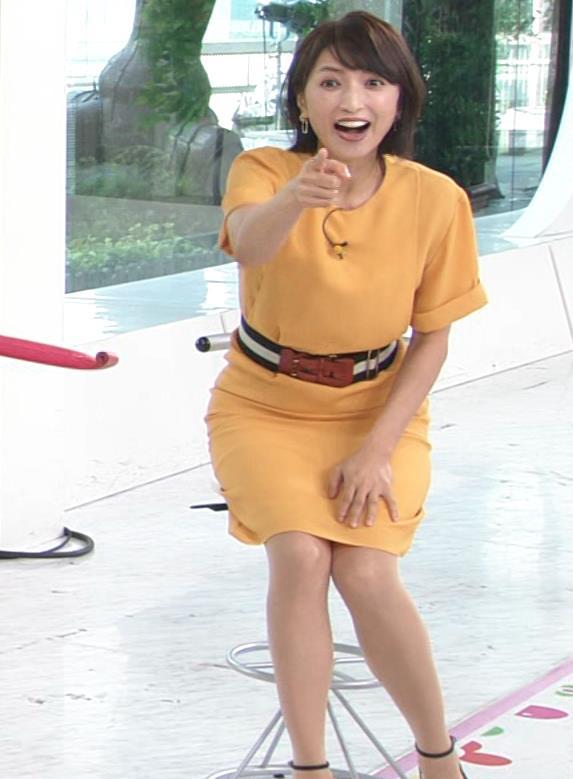 アナ エロい脚とお尻のラインキャプ・エロ画像4