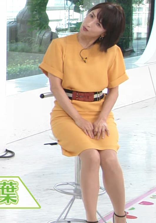 アナ エロい脚とお尻のラインキャプ・エロ画像5