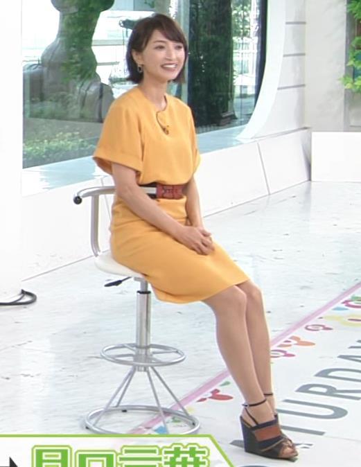 アナ エロい脚とお尻のラインキャプ・エロ画像6