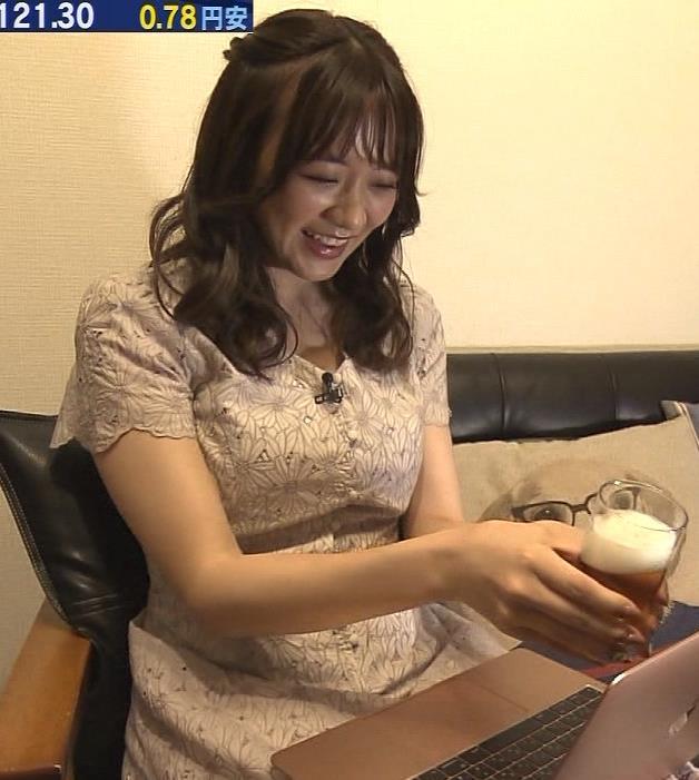 森香澄アナ 顔面どアップキャプ・エロ画像3
