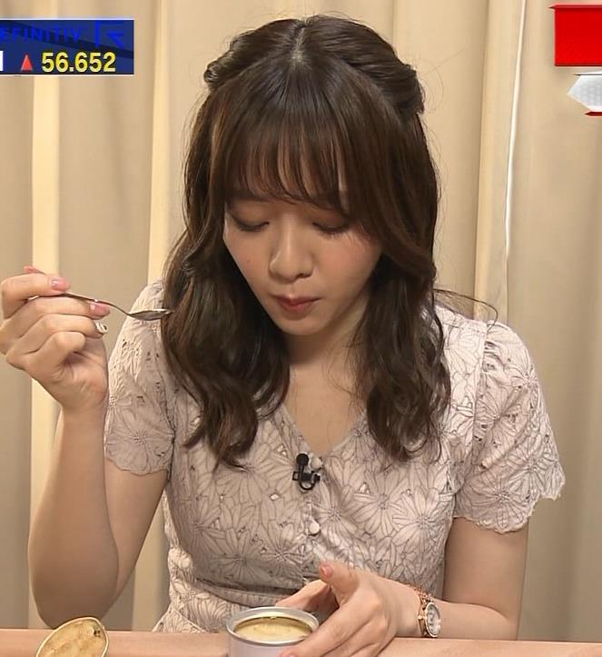 森香澄アナ 顔面どアップキャプ・エロ画像5
