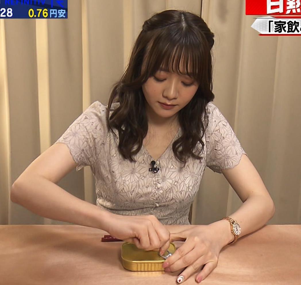 森香澄アナ 顔面どアップキャプ・エロ画像7