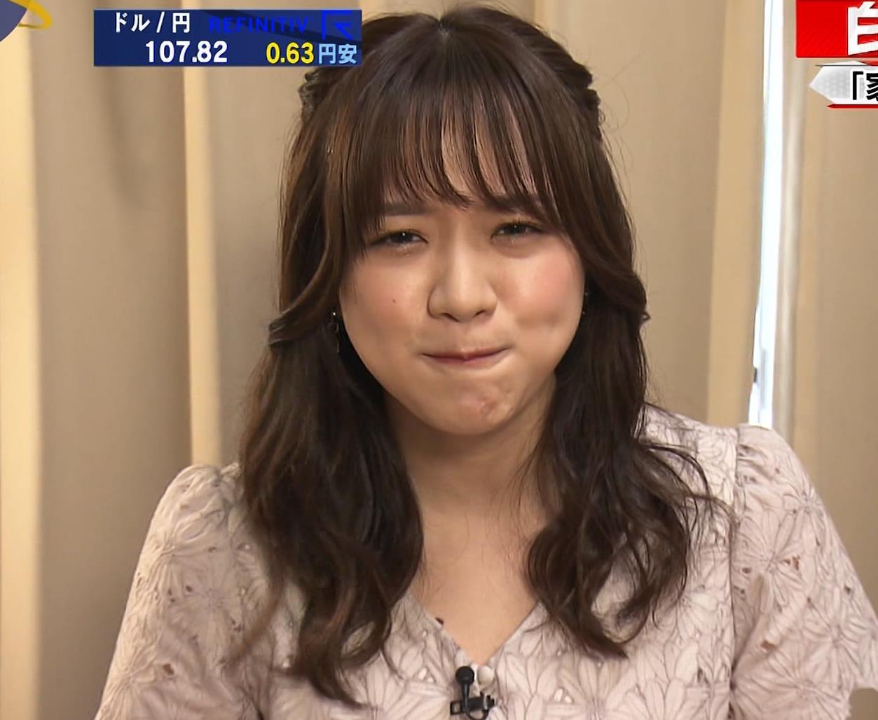 森香澄アナ 顔面どアップキャプ・エロ画像8