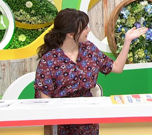森香澄アナ 「よじごじDays」キャプ・エロ画像2